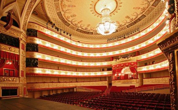 Балет Санкт-Петербурга, афиша