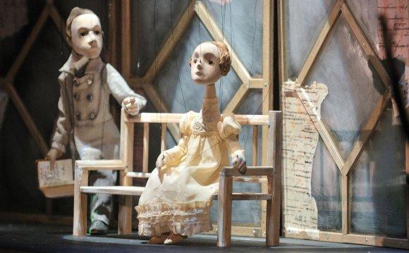 Большой Театр Кукол, Санкт