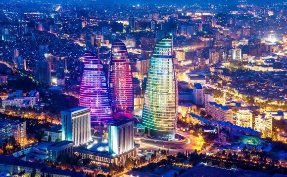 Баку - интересные места и