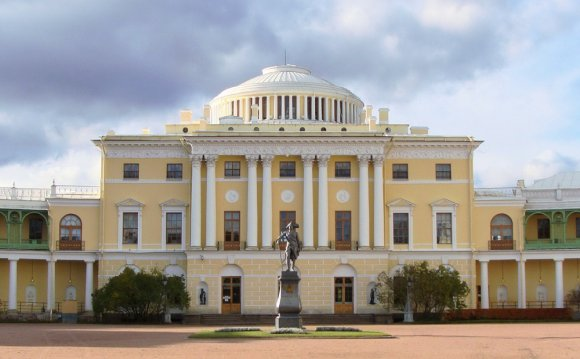 Дворцы Санкт-Петербурга: фото