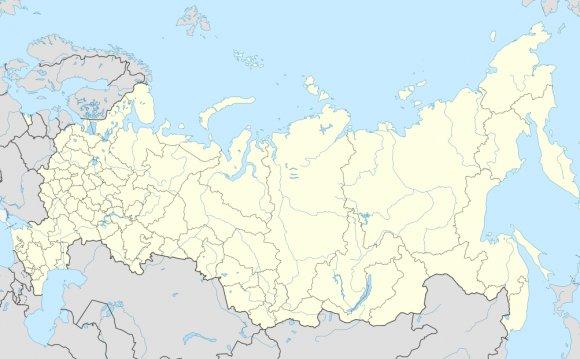 Города России (Россия)