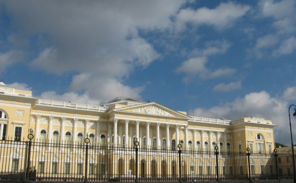 музей в Санкт-петербурге