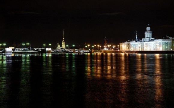 красивые места в Питере