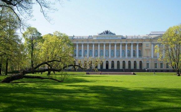 Сады и парки Санкт-Петербурга: