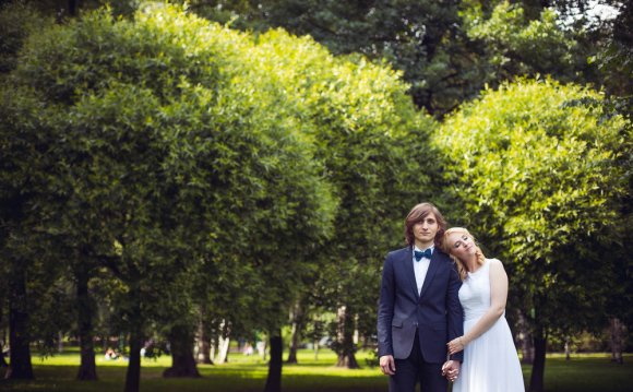 Места для свадебных фотосессий