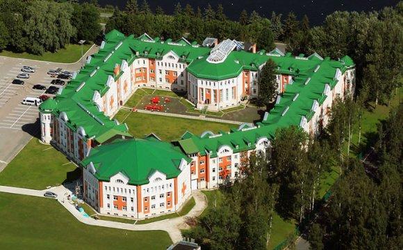 Отель Парк Hotel Park