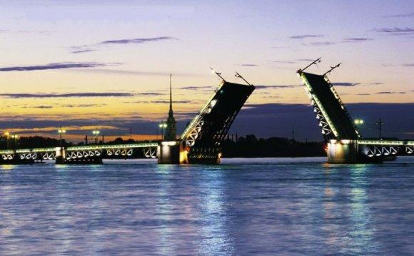 Петербург — фотографии