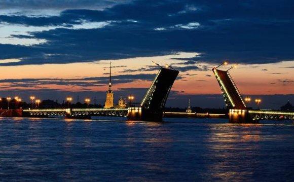 Петербург представляет проекты