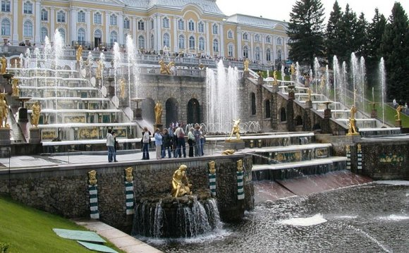 Петербург считается северной