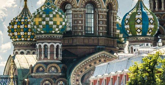 Центр Санкт-Петербурга