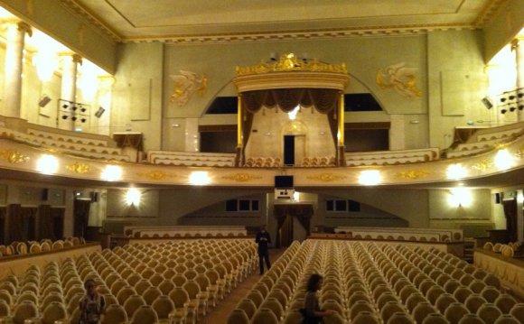 Театр комедии санкт-петербург