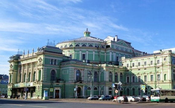 Театры Санкт-Петербурга: