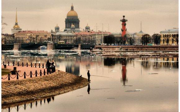 Туризм в Питере
