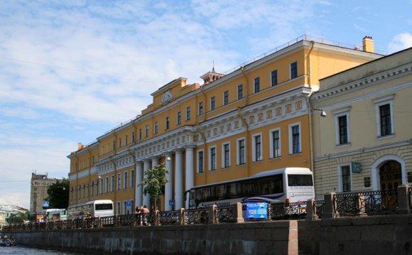 История дворца: Дворец князей