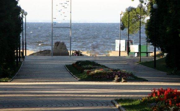 база Балтийская жемчужина